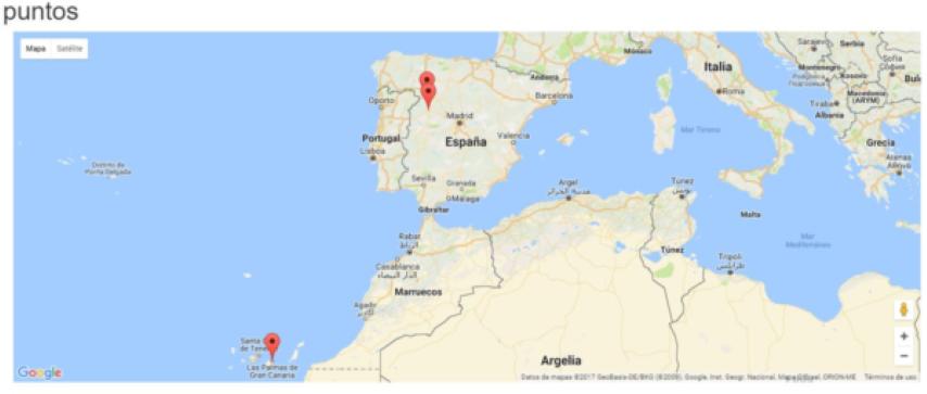 Una Direccion Exacta, Salamanca y Zamora